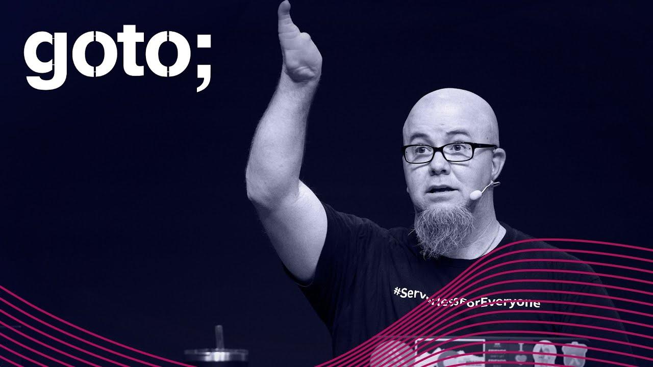 GOTO 2020 • Leveraging Serverless in Full-stack Development • Eric Johnson