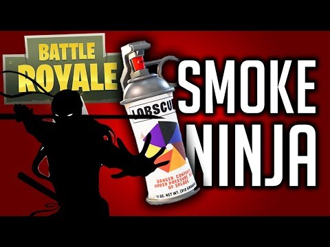 SMOKE NINJA (Fortnite BR)