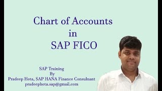 Chart of accounts in SAP FICO | SAP Chart of Accounts Structure | Types of Chart of Accounts in SAP