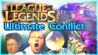 League of Legends: Ultimate Conflict (Real Life) thumbnail