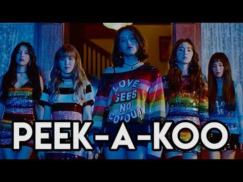 Red Velvet - Peek-A-Boo (Paródia/Redublagem)