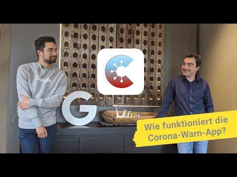 Wie funktioniert die Corona-Warn-App? | 'Frag doch Google' #28 #Covid19