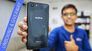Unboxing Of OPPO realme1 + Giveaway (A Sub-Brand Of OPPO)