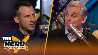 Aaron Rodgers' talent is so obscene, Browns are a fad diet, and more — Doug Gottlieb | THE HERD