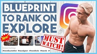 😎 ALGORITHM TRICK TO REACH THE NEW INSTAGRAM EXPLORE PAGE - NEW RANKING STRATEGY!?! (MUST WATCH) 😎