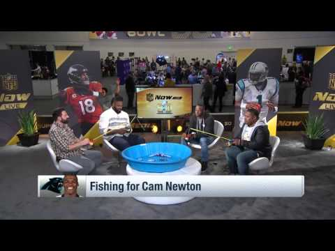 Saints DE Cameron Jordan Goes Fishin