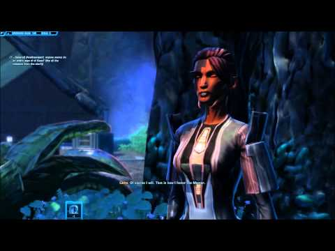 SWTOR -- Sith Warrior story part 4 The Revanites