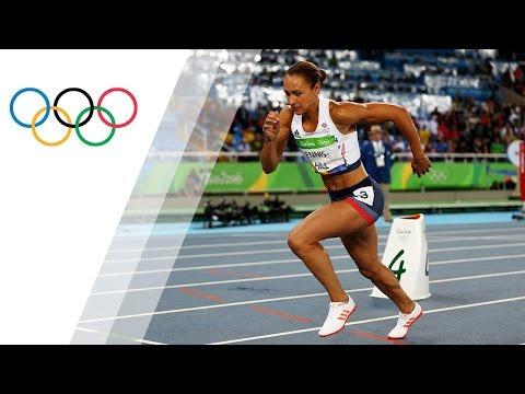 Jessica Ennis-Hill: My Rio Highlights