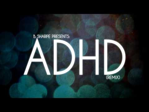 Kendrick Lamar- ADHD (B. Sharpe Cover)