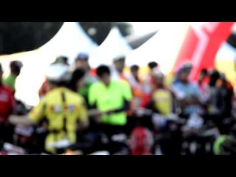 Starting   PKNS Bernam Jaya Jamboree MTB 2014