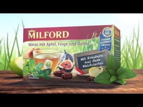MILFORD Kräuter&Früchte