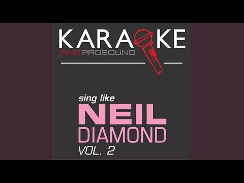 Permalink to Neil Diamond Red Red Wine Karaoke