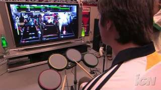 Rock Band (game only) Xbox 360 Gameplay - Dead Or Alive (HD)