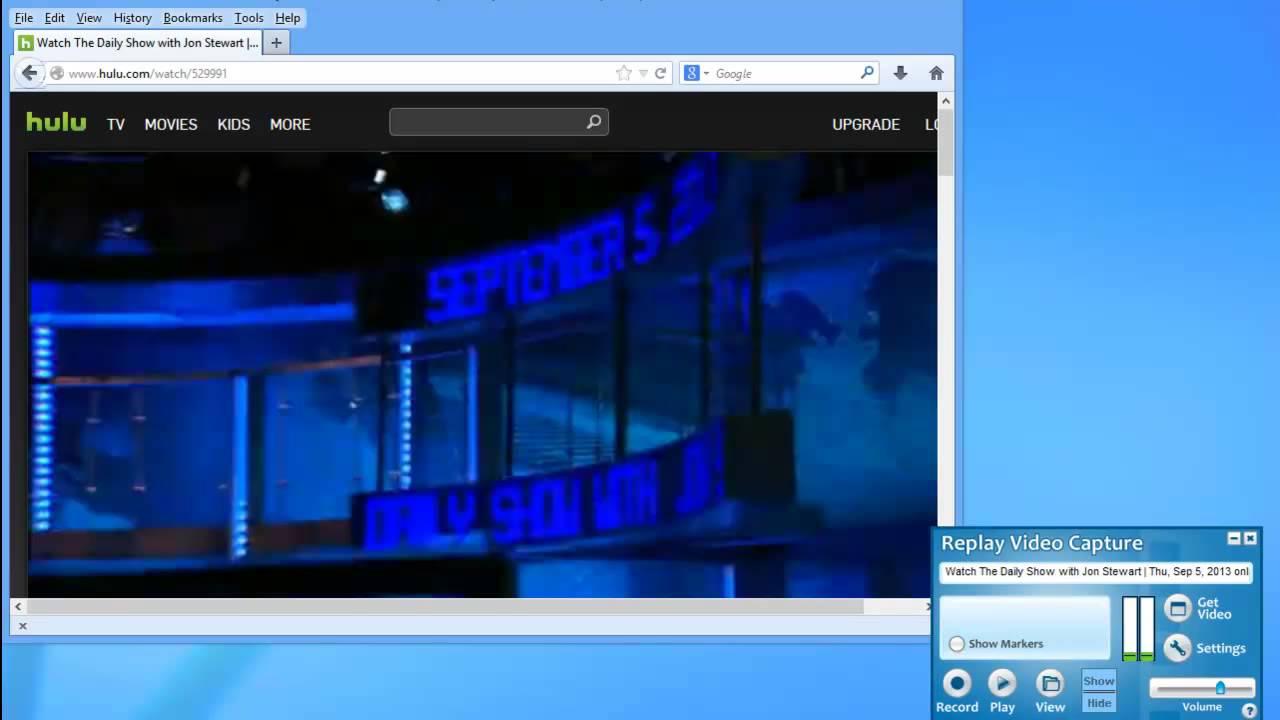 replay video capture 7
