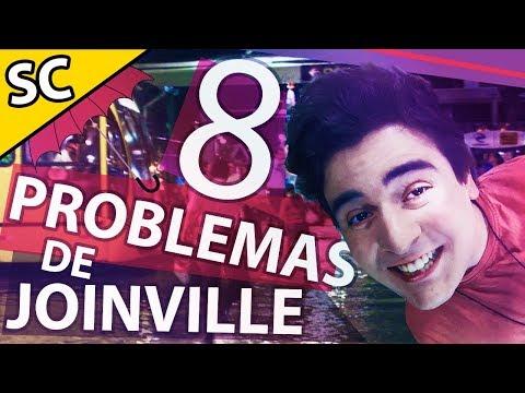 OS 8 PIORES PROBLEMAS DE JOINVILLE!