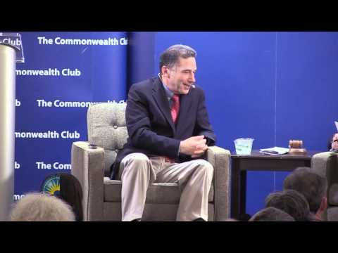Getting to Yes with Yourself - Talk at Commonwealth Club San Francisco