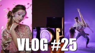 One Unbelievable Studio Shoot    VLOG #25