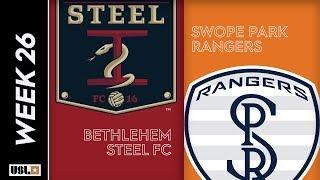 Bethlehem Steel FC vs. Swope Park Rangers: September 1st, 2019