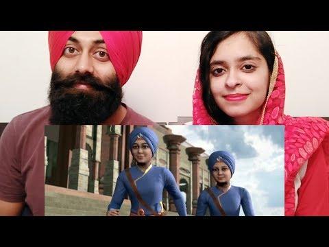 Diamonds of Sikhism - Chote Sahibjaade !