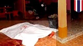 Житель Таиланда выстрелил себе в мошонку и умер от потери крови