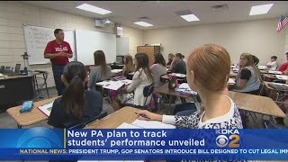 Pa. Department Of Education Unveils Plan To Track Students' Performance