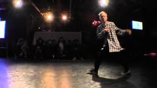 SHUHO(TOKYO FOOTWORKZ) vs shu_hei(TOKYO FOOTWORKZ) BEST4 / DANCE@LIVE 2016 HOUSE KANTO vol.04