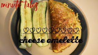 Cheese Omelette (weekend brunch special)