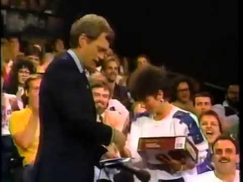 09231986 Letterman Paul Hogan