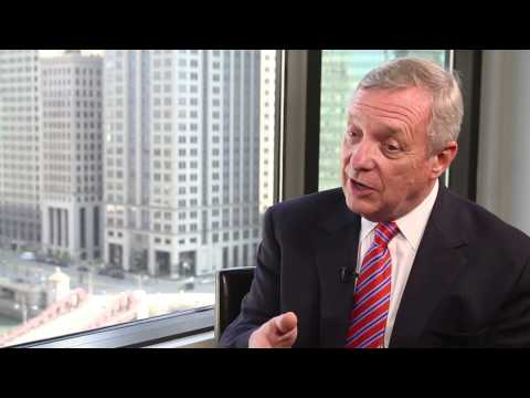 One on One: Dick Durbin
