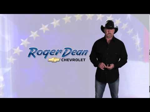 Welcome To Roger Dean Chevrolet Youtube