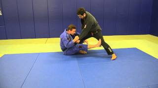 De la Riva Guard basic set ups drill