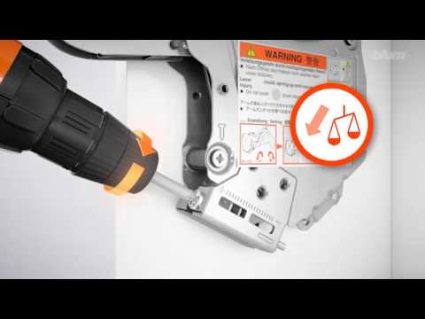 Blum Aventos Hk S Lift System Installation By Koncept