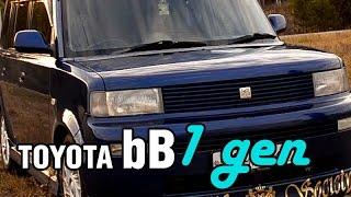 Toyota Bb, 2000-2005, 1nz-Fe, 110 Hp - Краткий Обзор