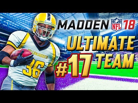 ANOTHER GAME GOING DOWN TO THE WIRE! Madden 18 Ultimate Team Ep.17