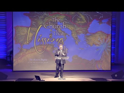 """The Church That Missions Built"" – Pastor Raymond Woodward"