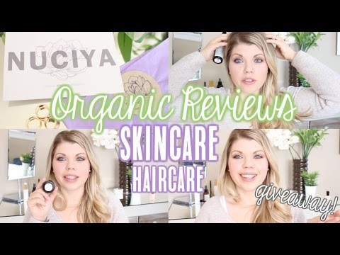 Organic Reviews | Nuciya | Josh Rosebrook & Laurel Whole Plant Organics