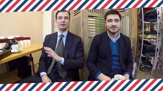 видео Купить мужские броги в Москве