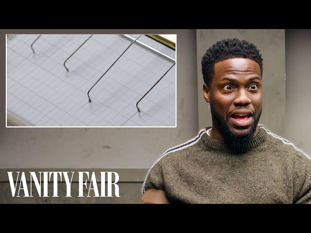Kevin Hart Takes a Lie Detector Test | Vanity Fair