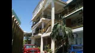 Apartment Cheap Accommodation at Pereybere, Mauritius - Le Paon Villa