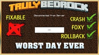 Truly Bedrock S1E33 Guardian Farm... Worst Day EVER