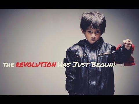 Las! - Anak - anak revolusi (Lirik Video)