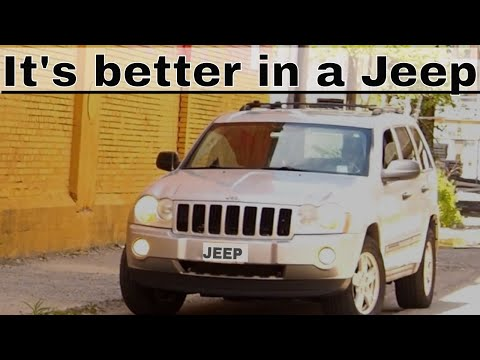 Car review 2005 Jeep Grand cherokee wk