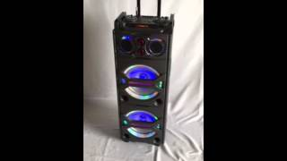 PWP -210AB Wireless Party speaker
