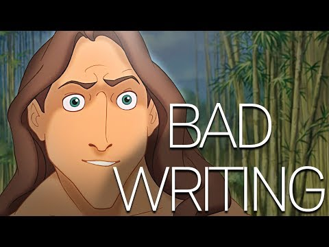Tarzan: A great example of bad writing