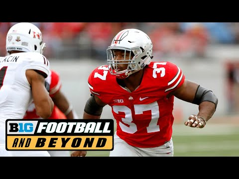 Joshua Perry on Urban Meyer Retirement | Ohio State | Big Ten Football