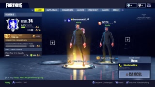 Fortnite battle royal gameley with rw1708