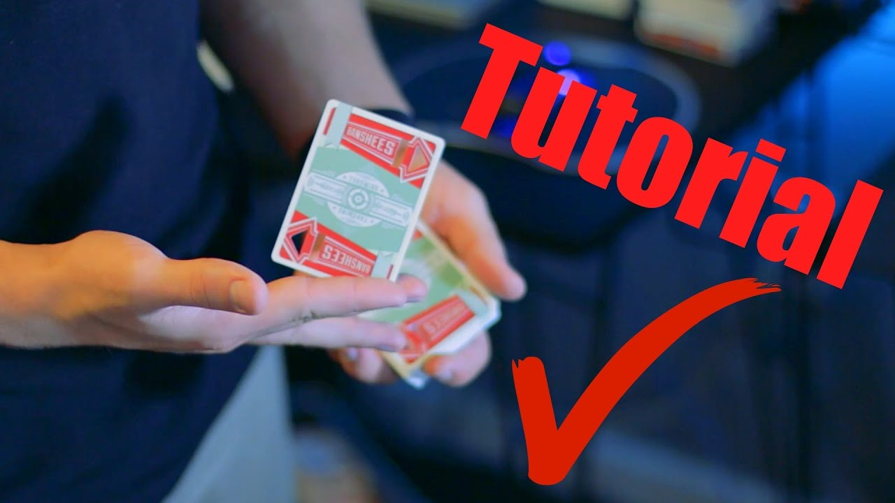 Turn cards into weapons card throwing tutorial youtube reheart Choice Image