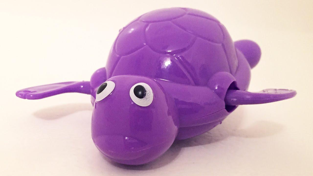 Bath Tub Wind-Up Toy - YouTube