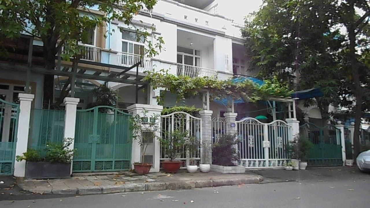 Bán nhà biệt thự Phú Mỹ Hưng tại khu phố Hưng Thái giá 17,5tỷ