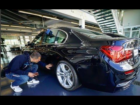 Дорогой автохлам из Германии /// Смотреть всем!!! BMW 750 Part 1